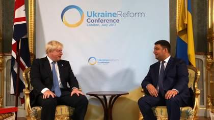 Глава МИД Великобритании прокомментировал украинские реформы