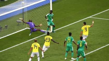 Сенегал - Колумбия: видео голов и моментов матча