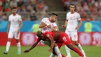 Панама – Туніс: відео голів та моментів матчу
