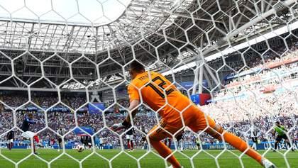 Франция – Аргентина: видео голов и моментов матча 1/8 финала Чемпионата мира