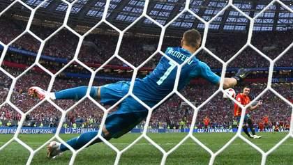 Россия сенсационно победила Испанию в серии послематчевых пенальти