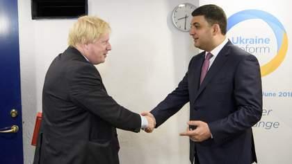 Лондон поділиться кругленькою сумою на проведення реформ в Україні