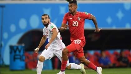 Тунис одержал волевую победу над Панамой после автогола защитника