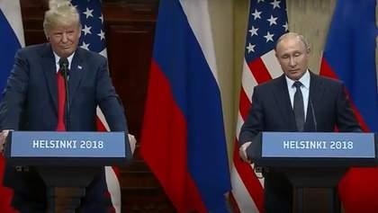 Российский дипломат подтвердил, что Путин и Трамп обсуждали урегулирование ситуации на Донбассе