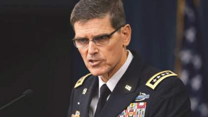 Американский генерал выразил сомнение относительно сотрудничества США и России в Сирии