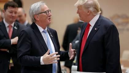 Глава Еврокомиссии встретится с Трампом: известна причина