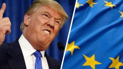 Трамп не заинтересован в торговом перемирии с ЕС, – Der Spiegel