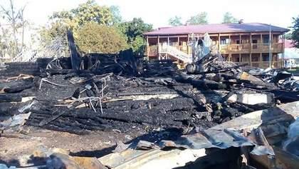 """Трагедія у таборі """"Вікторія"""": на місці згарища знайшли рештки кісток"""