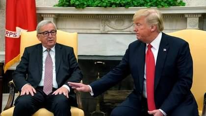 В торговой войне на уступки пошла Европа, а не Трамп, – Die Welt