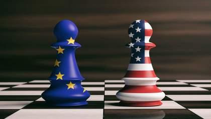 Торговая война между ЕС и США: ничья в пользу Трампа