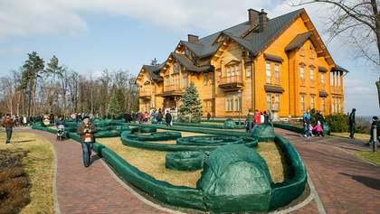 """""""Межигір'я"""" Януковича почне приносити прибуток"""