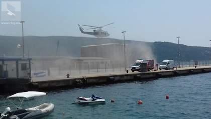 У Чорногорії зіткнулися яхта та туристичний човен: загинуло двоє осіб
