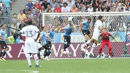 Уругвай – Франція: відео голів та моментів матчу