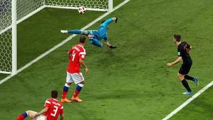 Россия – Хорватия: видео голов и моментов матча Чемпионата мира