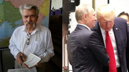 Главные новости 7 июля: умер Левко Лукьяненко, предстоящая встреча Путина и Трампа