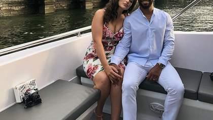 Пышнотелая модель Эшли Грэм показала свой итальянский отдых с мужем: фото