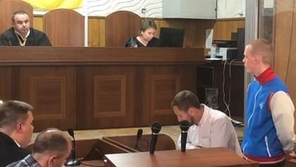 Суд Львівської області відпустив неповнолітнього хлопця, що брав участь у нападі на табір ромів
