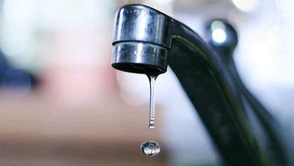 Будет ли в Украине коллапс с питьевой водой: объяснение от Гройсмана