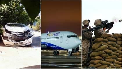 Головні новини 2 серпня: замах на одеських активістів, туристи застрягли в Італії, зброя від США