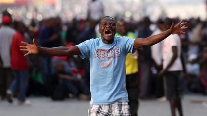Масові заворушення у Зімбабве: кількість загиблих зросла вдвічі
