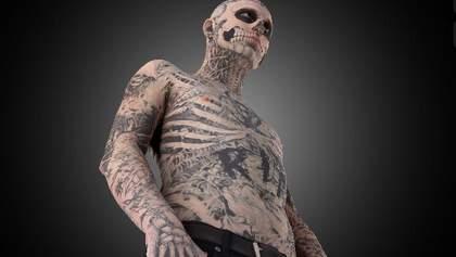 Умер Zombie Boy: в каких фильмах сыграл Рик Дженест