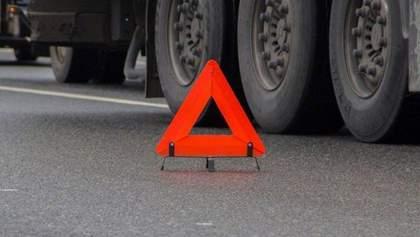 На Сумщине в смертельном ДТП столкнулись два грузовика: опубликовано фото