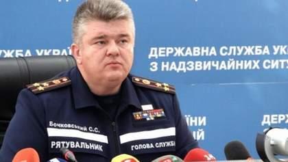 Назвали умову, за якої скандальний Бочковський повернеться на місце глави ДСНС