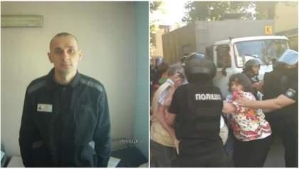 """Головні новини 9 серпня: у РФ показали, як зараз виглядає Сенцов, бунт """"Торнадо"""" у СІЗО"""