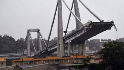 Обвал мосту у Генуї: кількість жертв зросла, відома причина трагедії