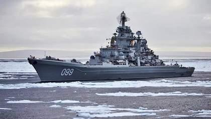 Путін нарощує потужне військо вздовж узбережжя Арктики: у Британії забили тривогу