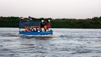 На реке Нил утонула лодка со школьниками: по меньшей мере 22 ребенка погибли
