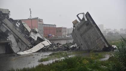 Міст давно був у жахливому стані, – житель Генуї