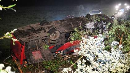 ДТП з українським автобусом у Польщі: жахливі деталі аварії