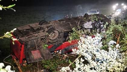 ДТП с украинским автобусом в Польше: ужасные детали аварии