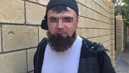 В Одесі поліція затримала кілера-невдаху, в якого відклеїлась борода: фото