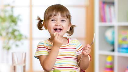 Які продукти не можна давати дітям до 3 років