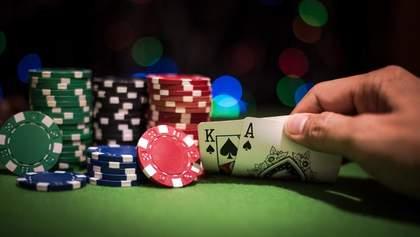 Покер визнали офіційним видом спорту в Україні