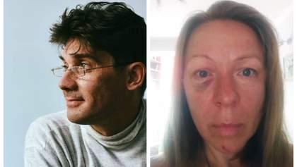 """Актер из """"Сватов"""" побил сожительницу и похвастался этим в соцсетях: фото"""