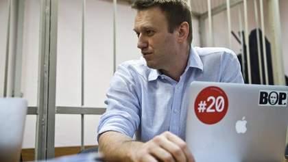 Навального снова бросили за решетку: известен срок