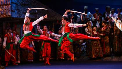Национальная опера Украины откроет новый сезон мировыми шедеврами