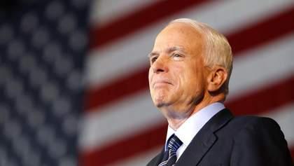 Помер Джон Маккейн: хто з України прибуде на похорон сенатора