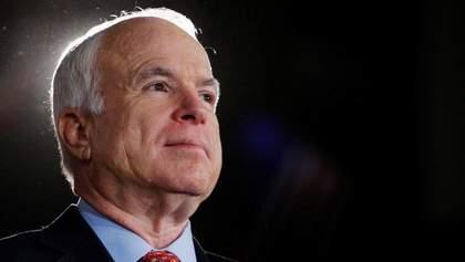 Помер Джон Маккейн: на честь сенатора пропонують назвати  штаб-квартиру НАТО