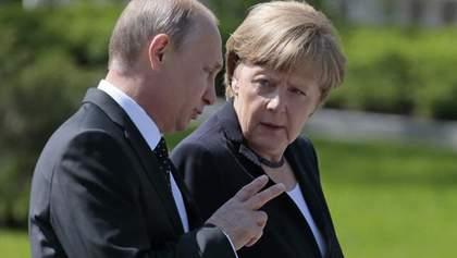 Меркель не боїться Путіна: Олланд описав стосунки політиків