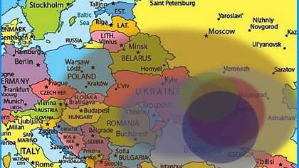 Час бити на сполох! – екологічна катастрофа на Донбасі загрожує всій Європі