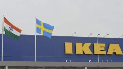 Компанію IKEA в Індії оштрафували через гусінь у рисі