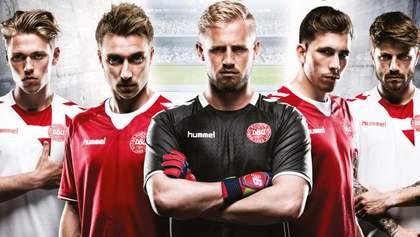 Збірна Данії може не вийти на матчі Ліги нації, у федерації планують зібрати нову команду