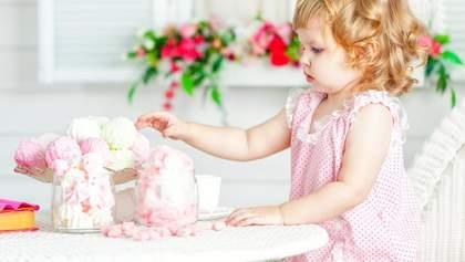 Какие сладости можно давать детям: советы диетолога