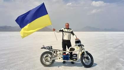 Кращі мотогонщики світу були шоковані: українець Малик двічі встановив незвичний рекорд
