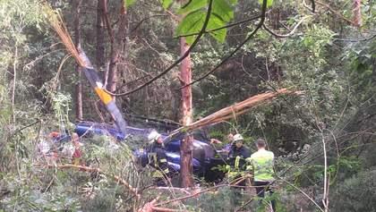 Авіакатастрофа на Трухановому острові у Києві: з'явилися нові деталі (фото та відео)