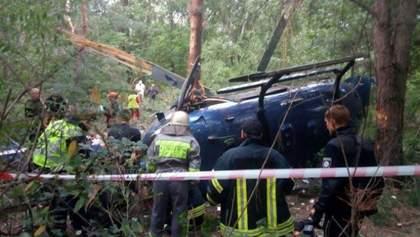 Авіакатастрофа на Трухановому острові у Києві: деталі від очевидців